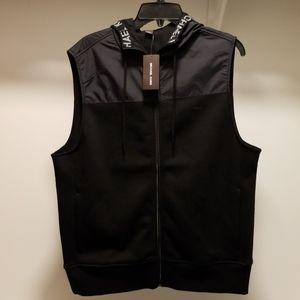 NWT Michael Kors Hooded Vest